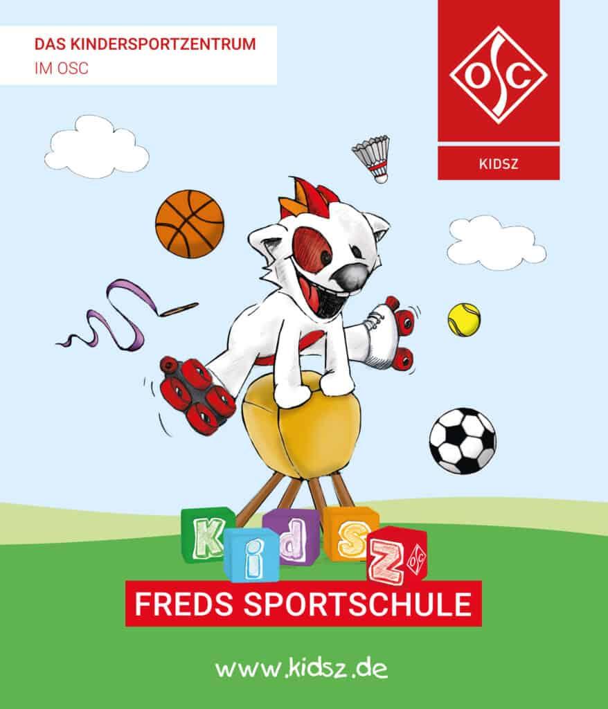 OSC KidsZ Werbung